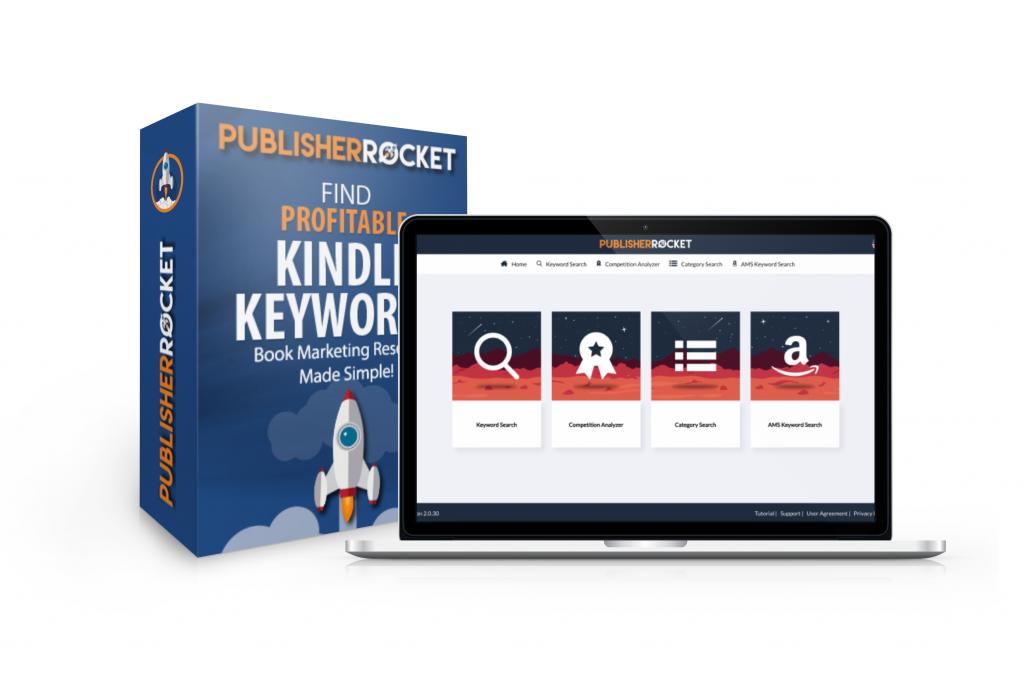 Publisher Rocket on computer